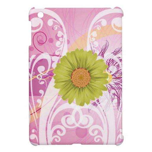 Yellow Daisy Flowers Pictures Design iPad Mini Case