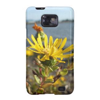 Yellow Daisy Samsung Galaxy S Case-Mate Bare Samsung Galaxy S2 Case
