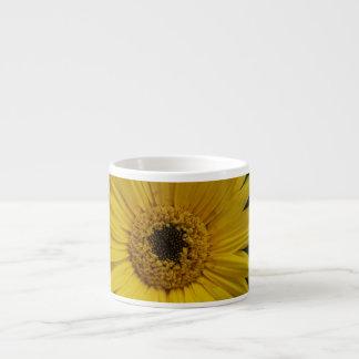 Yellow Daisy Specialty Mug Espresso Cup