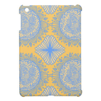 Yellow dawn case for the iPad mini