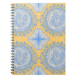 Yellow dawn notebooks