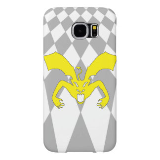 Yellow Devil Samsung Galaxy S6 Cases