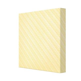 yellow diagonal stripes canvas prints