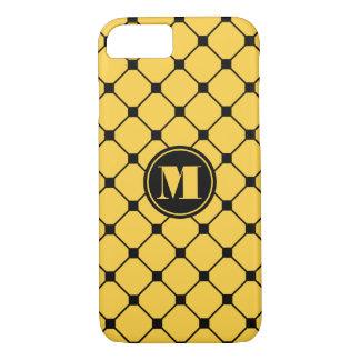 Yellow Diamond Phone Case