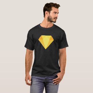 Yellow Diamond T-Shirt