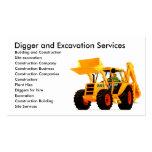 Yellow Digger Construction