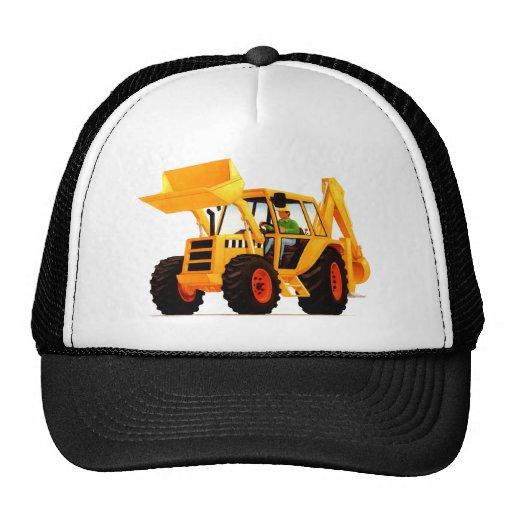 Yellow Digger Hat