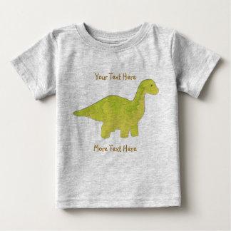 Yellow Dinosaur Shirt