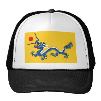 yellow dragon trucker hats