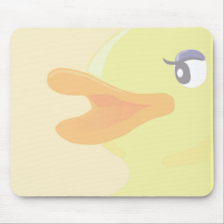 Yellow Ducky Mouse Pad