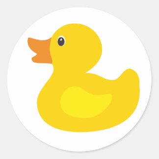 Yellow Ducky Sticker - SRF