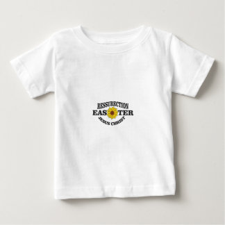 yellow Easter flower Baby T-Shirt