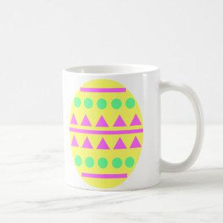 Yellow Egg Mug