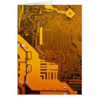 yellow electronic circuit board.JPG Card