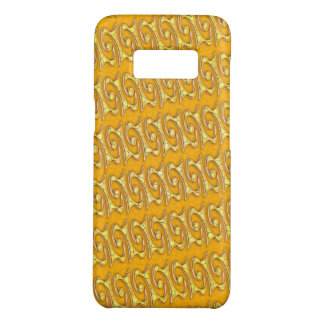 Yellow examined Case-Mate samsung galaxy s8 case