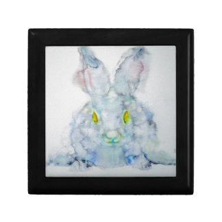 yellow eyes rabbit gift box