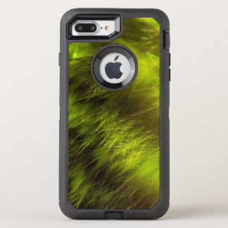 Yellow Feathers OtterBox Defender iPhone 8 Plus/7 Plus Case