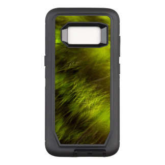 Yellow Feathers OtterBox Defender Samsung Galaxy S8 Case