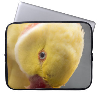 Yellow Fellow Laptop Sleeve
