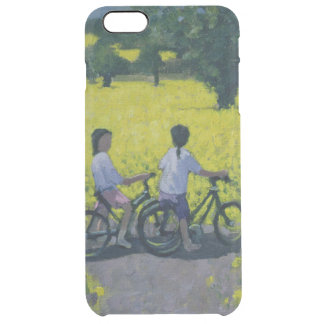 Yellow Field Kedleston Derby Clear iPhone 6 Plus Case