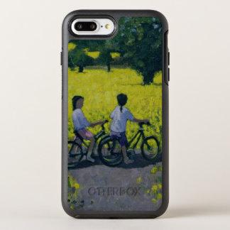 Yellow Field Kedleston Derby OtterBox Symmetry iPhone 8 Plus/7 Plus Case