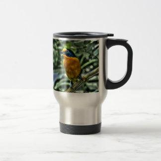 Yellow Finch Travel Mug