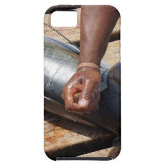 yellow fins tuna tough iPhone 5 case