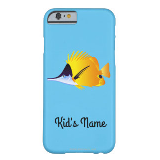 Yellow fish barely there iPhone 6 case