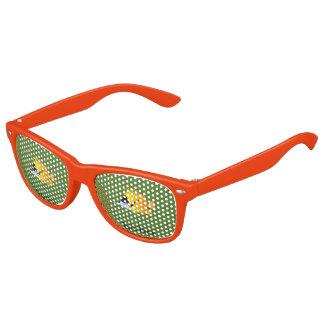 Yellow fish kids sunglasses
