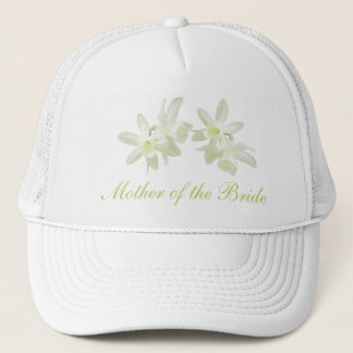 Yellow Floral Mother of the Bride Hat