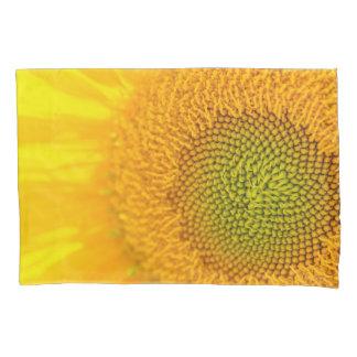 Yellow Floral Sunflower Pillowcase