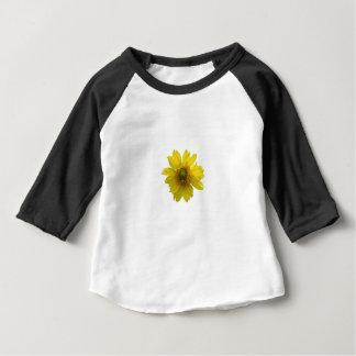 Yellow Flower Baby T-Shirt