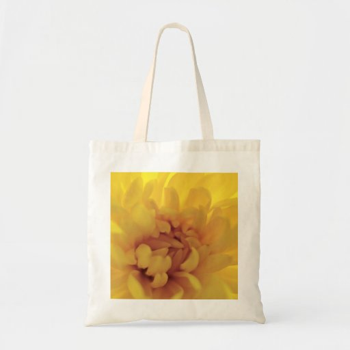Yellow Flower Bags