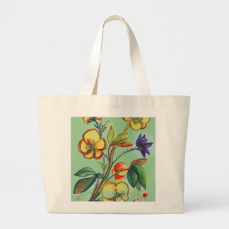 Yellow Flower Bag
