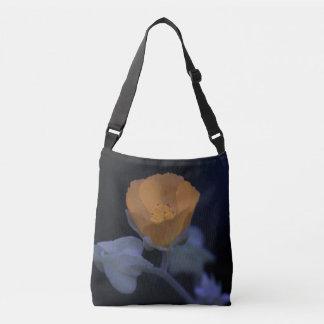 Yellow Flower Crossbody Bag