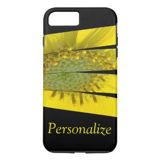 Yellow Flower Four Panel Design iPhone 7 Plus Case