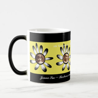 Yellow Flower Frames Mug
