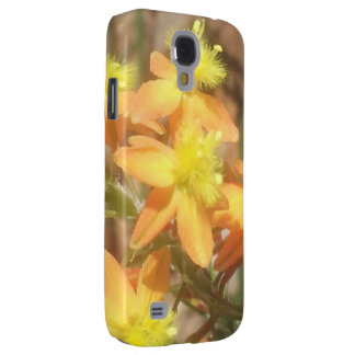Yellow Flower Galaxy S3 Case