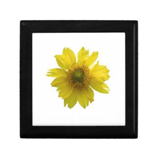 Yellow Flower Gift Box