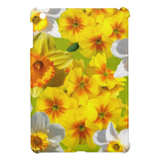 Yellow Flower Graphic Case For The iPad Mini