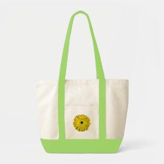 Yellow Flower Impulse Tote Bag