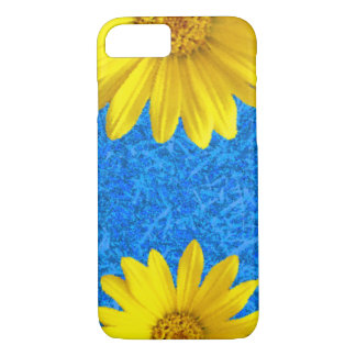 yellow flower iPhone 7 case