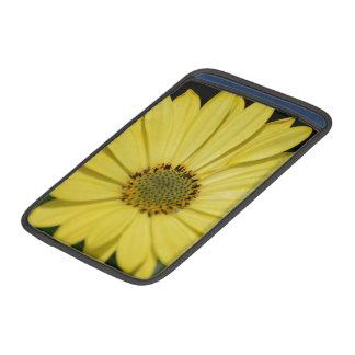 Yellow Flower MacBook Air Sleeves