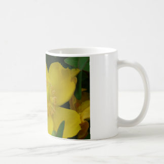 Yellow Flower Photo  Classic White Mug