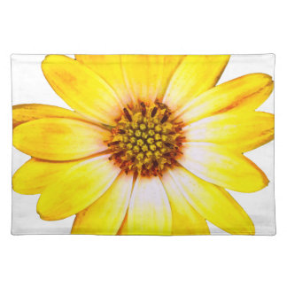 Yellow Flower Placemat