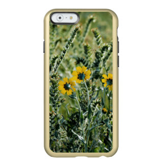 Yellow Flowers Incipio Feather® Shine iPhone 6 Case