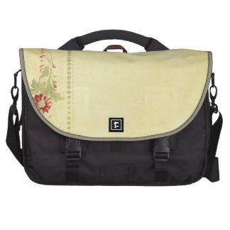 Yellow Flowers Commuter Bag
