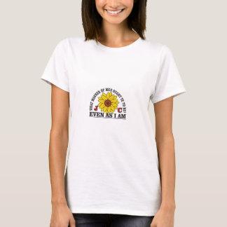 yellow flowers Resurrection easter T-Shirt