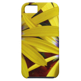 Yellow Flowers Tough iPhone 5 Case