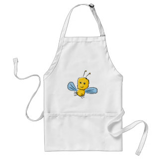Yellow Flying Insect Bug Aprons